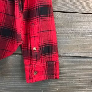 Abercrombie & Fitch Tops - Abercrombie & Fitch Plaid Flannel
